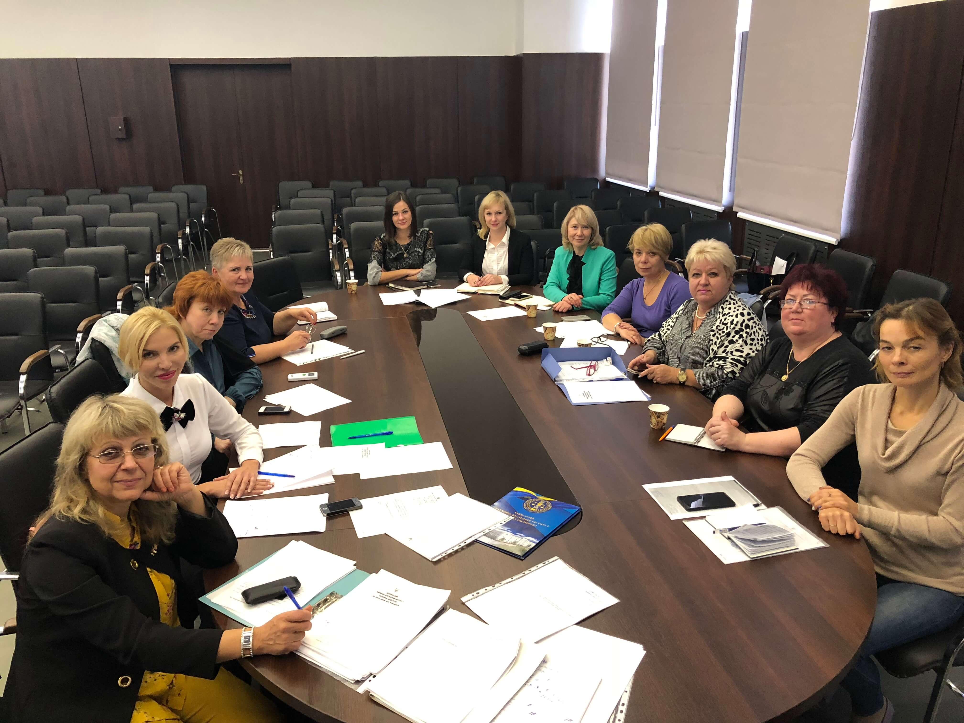 Засідання секції НКМР