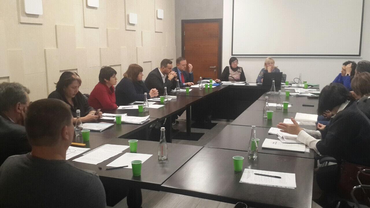 засідання секції з теоретичних, загально-методичних, процесуальних та організаційних питань судової експертизи НКМР 21-22.11.2018